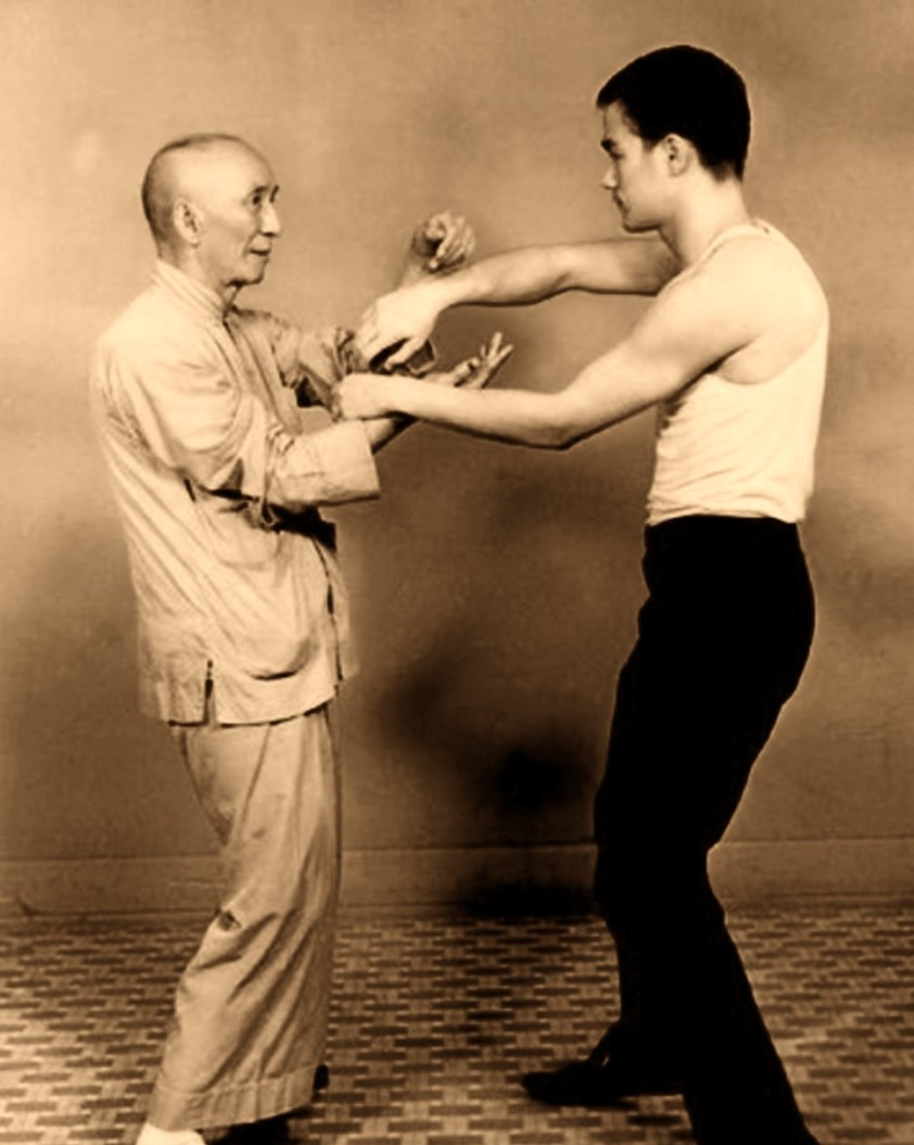 bruce lee ip man