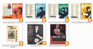 7 Ebook Bruce Lee