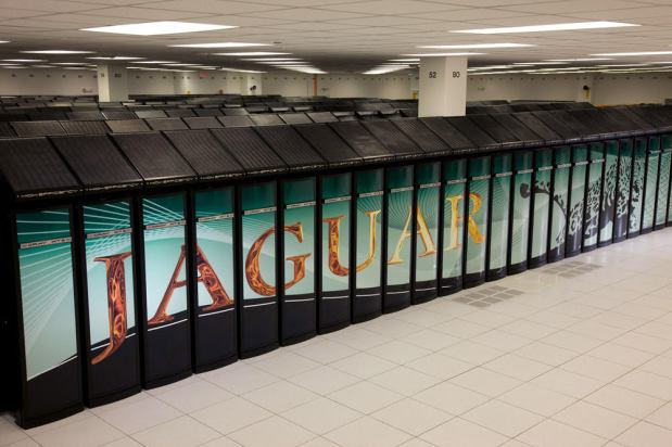 Jaguar supercomputer - Blackboxparadox.com