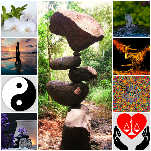 Motivation Mondays: A QUESTION of BALANCE - How do we create it in our lives?